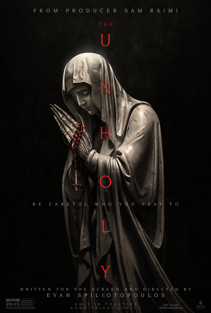 """Movie Review: """"THE UNHOLY"""" becomes difficult to believe in"""