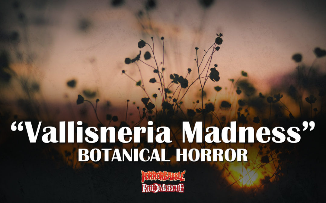 """HorrorBabble Is Back With New """"Botanical Horror"""" Reading Series"""