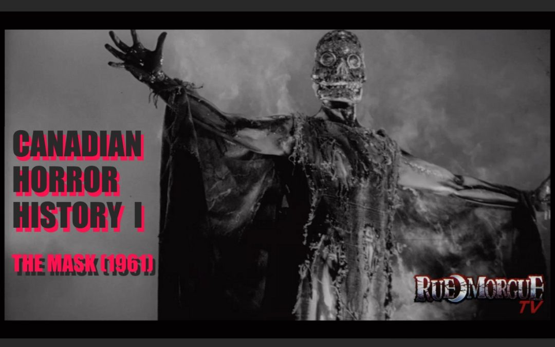 """Slash Your Way Through Canadian Horror History In Our New Segment, """"Killer Canuck"""""""