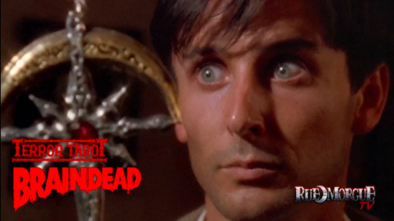 """""""Terror Tarot"""" Returns to Rue Morgue TV With A Look At Peter Jackson's """"Dead Alive"""" a.k.a. Brain Dead"""